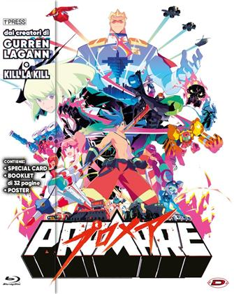 Promare (2019) (First Press Limited Edition)