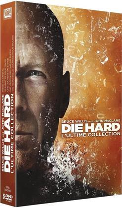 Die Hard 1-5 - L'ultime Collection (5 DVDs)