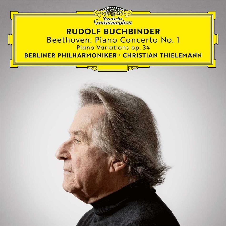 Ludwig van Beethoven (1770-1827), Christian Thielemann, Rudolf Buchbinder & Berliner Philharmoniker - Klavierkonzert