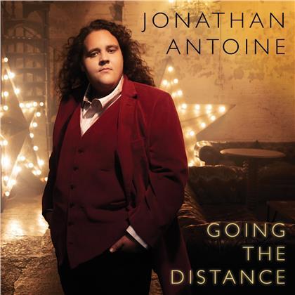Jonathan Antoine - Going The Distance (CD + DVD)