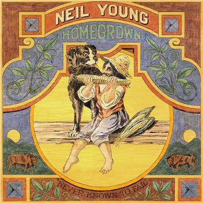 Neil Young - Homegrown (LP)