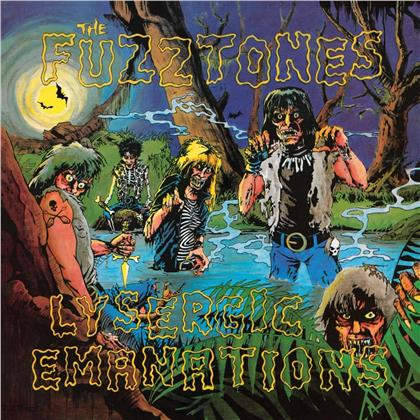 The Fuzztones - Lysergic Emanations (2020 Reissue, Expanded, 40th Anniversary Edition, Remastered)