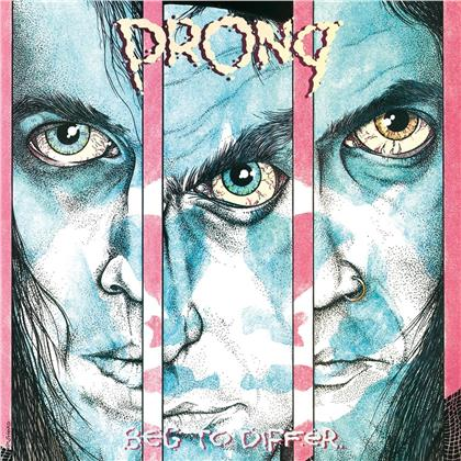 Prong - Beg To Differ (2020 Reissue, Music On Vinyl, Limited Edition, Colored, LP)