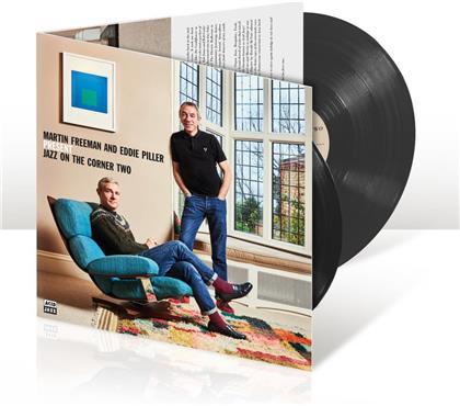 Martin Freeman & Eddie Piller - Martin Freeman And Eddie Piller Present Jazz On The Corner Two (2 LPs)