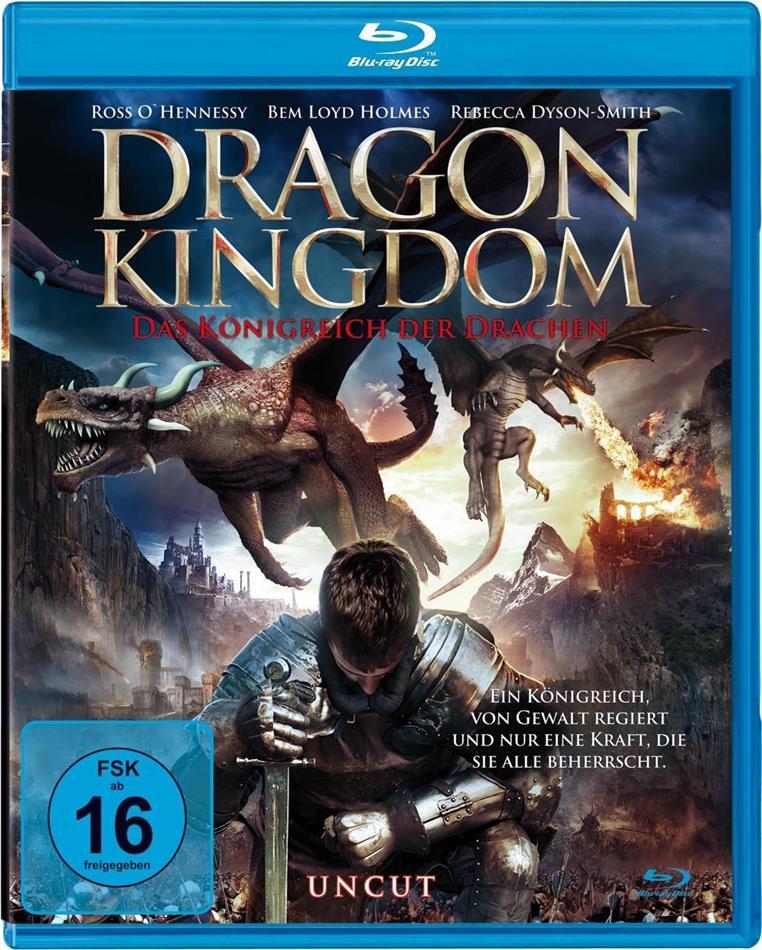 Dragon Kingdom - Das Königreich der Drachen (2018) (Uncut)