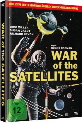 War of the Satellites (1958) (Limited Edition, Mediabook)