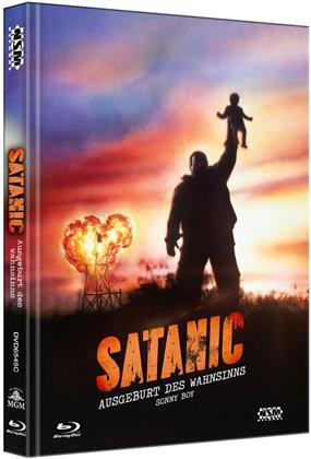Satanic - Ausgeburt des Wahnsinns (1989) (Cover C, Limited Edition, Mediabook, Blu-ray + DVD)