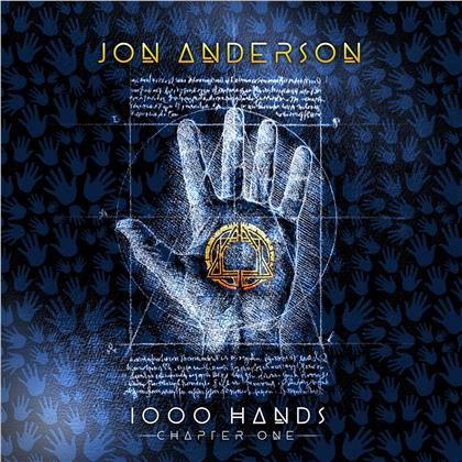 Anderson Jon - 1000 Hands (2020 Reissue, Deluxe Edition, 2 LPs)