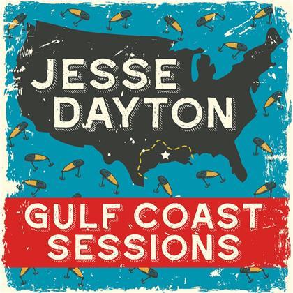 Jesse Dayton - Gulf Coast Sessions (Gatefold, 2 LPs)