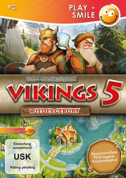 Vikings 5 - Wiedergeburt