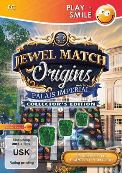 Jewel Match Origins (Édition Collector)