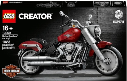 LEGO 10269 Creator Expert - Harley Davidson Fat Boy