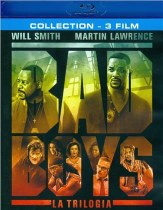 Bad Boys - La Trilogia - Collection - 3 Film (3 Blu-ray)