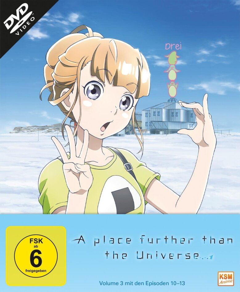 A place further than the Universe - Vol. 3