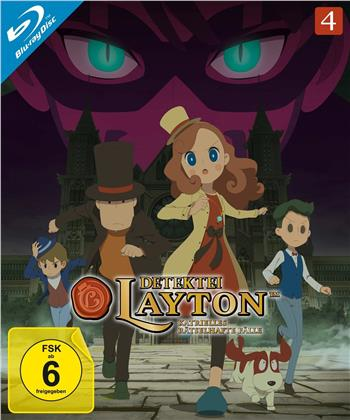 Detektei Layton - Katrielles rätselhafte Fälle - Vol. 4 (2 Blu-rays)