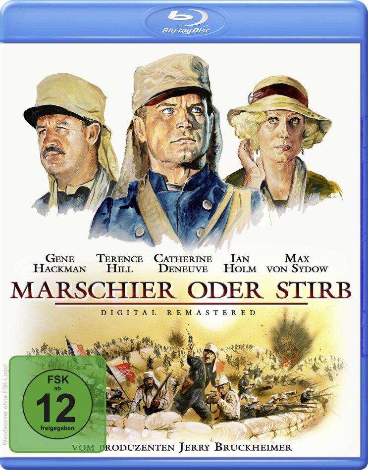 Marschier oder stirb (1977) (Remastered)