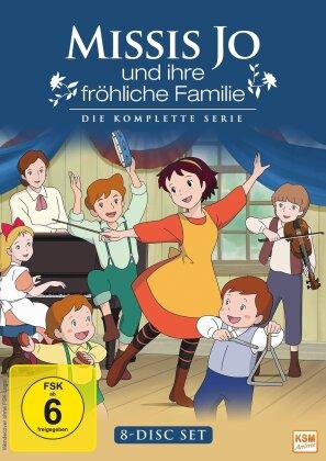 Missis Jo und ihre fröhliche Familie - Die komplette Serie (8 DVDs)