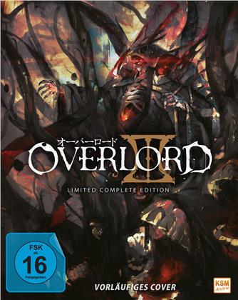 Overlord - Staffel 3 (Complete Edition, Limited Edition, 3 Blu-rays)