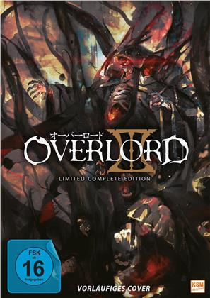 Overlord - Staffel 3 (Complete Edition, Limited Edition, 3 DVDs)