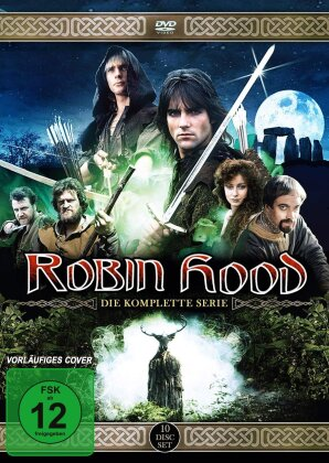 Robin Hood - Die komplette Serie (10 DVDs)