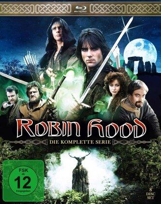 Robin Hood - Die komplette Serie (8 Blu-rays)
