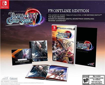 Legend Of Heroes Trails Of Cold Steel IV - (Frontline Edition)