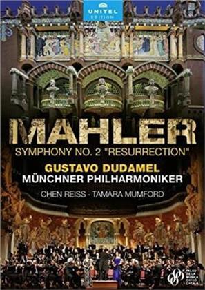 Mahler / Dudamel / Munchner Philharmoniker - Symphony 2