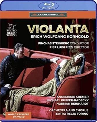 Korngold, E.W. - Violanta