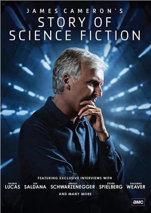James Cameron's Story Of Science Fiction (2018) (2 DVDs)