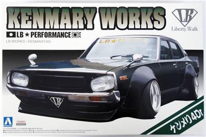 Aoshima - 1/24 Liberty Walk #8 - 1/24 Lb Works Kenmary 4Dr
