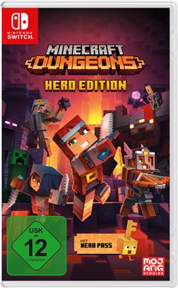 Minecraft Dungeons - Hero Edition (German Edition)