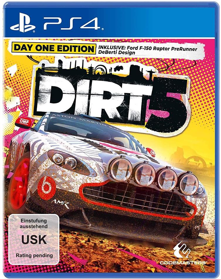 DIRT 5 (German Day One Edition)