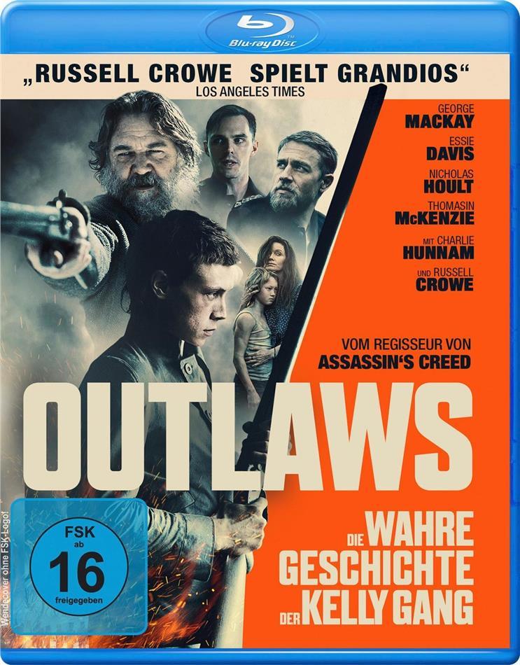 Outlaws - Die wahre Geschichte der Kelly Gang (2019)