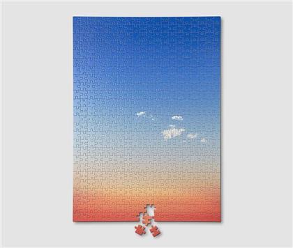 Dusk - 500 Piece Jigsaw Puzzle