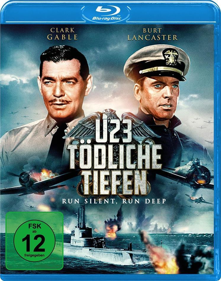 U23 - Tödliche Tiefen - Run Silent Run Deep (1958) (s/w)