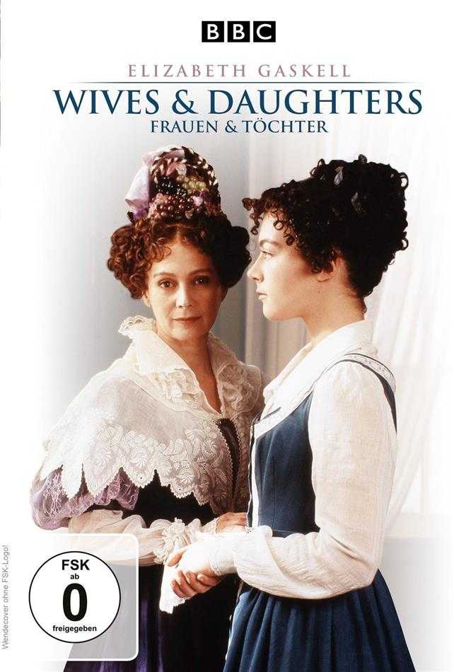 Wives & Daughters - Frauen & Töchter - Die komplette Miniserie (1999) (BBC, 3 DVDs)