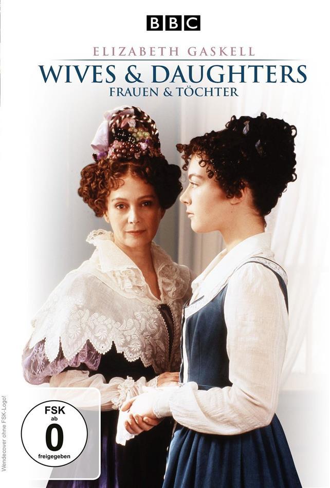 Wives & Daughters - Frauen & Töchter - Die komplette Miniserie (1999) (BBC, 3 DVDs)