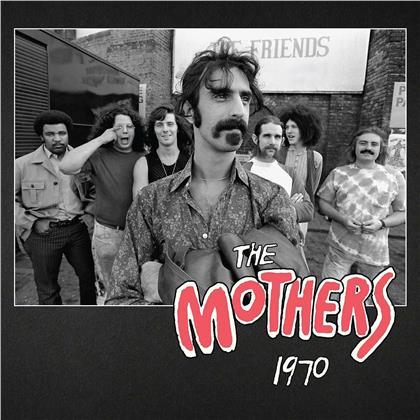 Frank Zappa - Mothers 1970 (4 CDs)