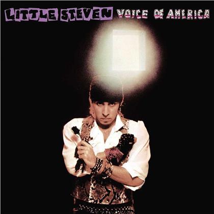 Little Steven - Voice Of America (2020 Release, CD + DVD)