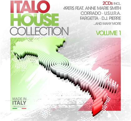 Italo House Collection Vol.1 (2 CDs)