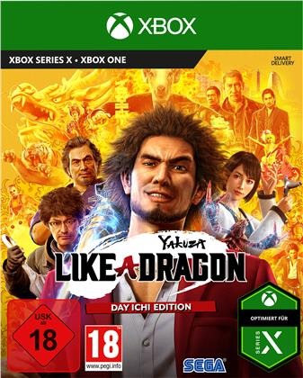 Yakuza 7 - Like a Dragon (Day Ichi Edition)