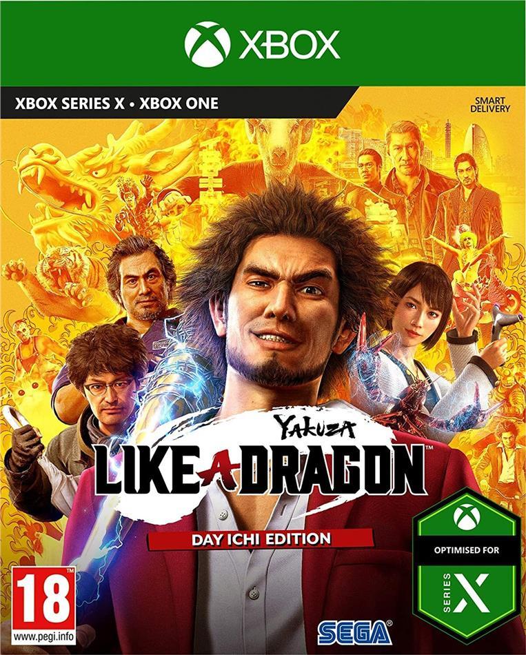 Yakuza 7 - Like a Dragon (Day Ichi Edition)