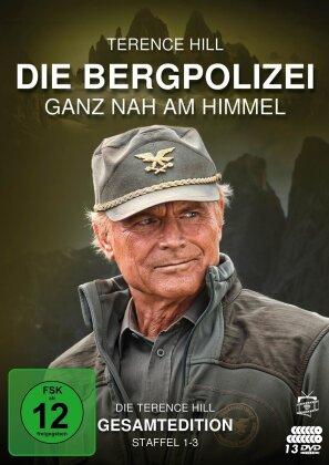 Die Bergpolizei - Die Terence-Hill-Gesamtedition - Staffeln 1-3 (13 DVDs)