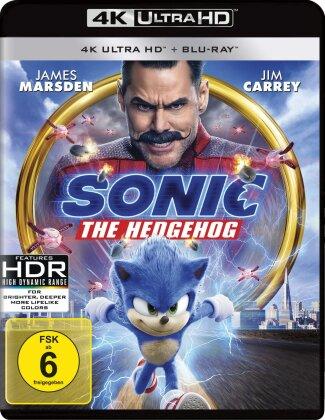 Sonic the Hedgehog (2019) (4K Ultra HD + Blu-ray)