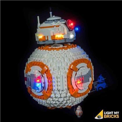 Light My Bricks - LED Licht Set für LEGO® 75187 Star Wars BB-8