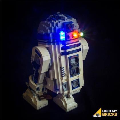 Light My Bricks - LED Licht Set für LEGO® 10225 Star Wars R2-D2