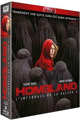 Homeland - Saison 4 (Limited Edition, 3 Blu-rays)