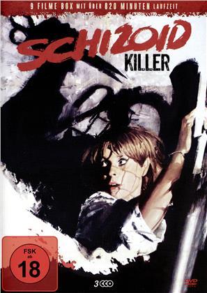 Schizoid Killer (3 DVDs)
