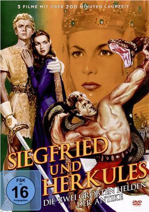 Siegfried und Herkules - Die zwei grössten Helden der Antike
