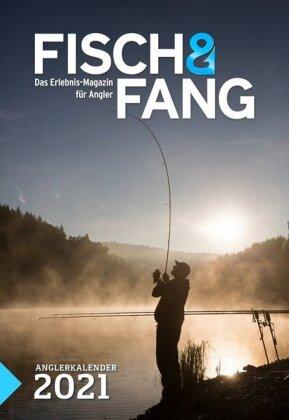 Anglerkalender Fisch & Fang 2021